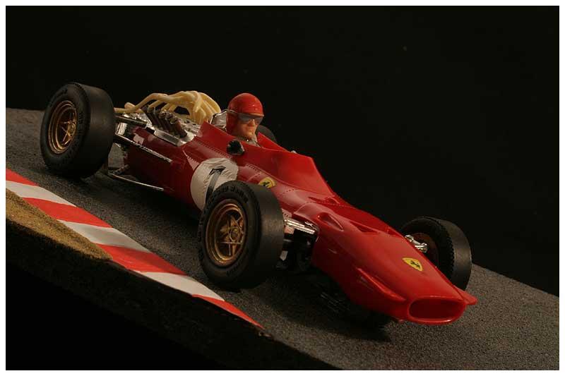 124 Carrera Spaghetti Ferrari