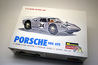 1/24 Monogram Poprsche 904 Kit