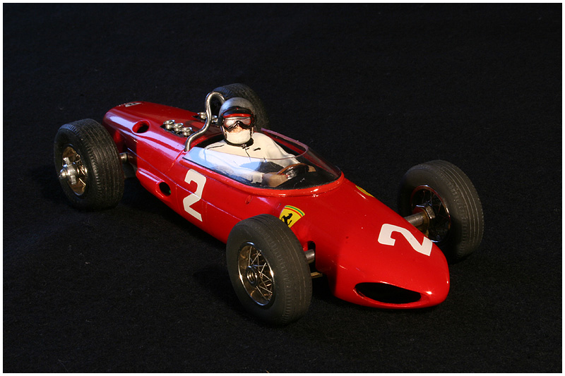 1 24 Russkit Ferrari 156 Quot Sharknose Quot