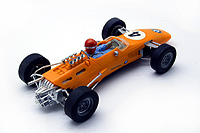 124 Carrera BMW F2 orange