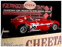 124 Cox Cheetah / Box